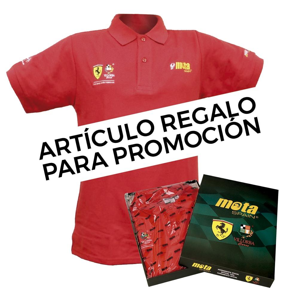 Polo Mota-Ferrari (Masculino) Merchandising Tallas Surtidas