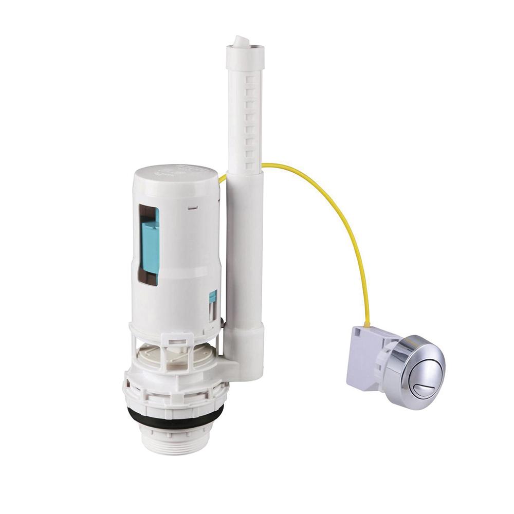 Descarga Wc - Doble Pulsador - Con Cable (Envasado)