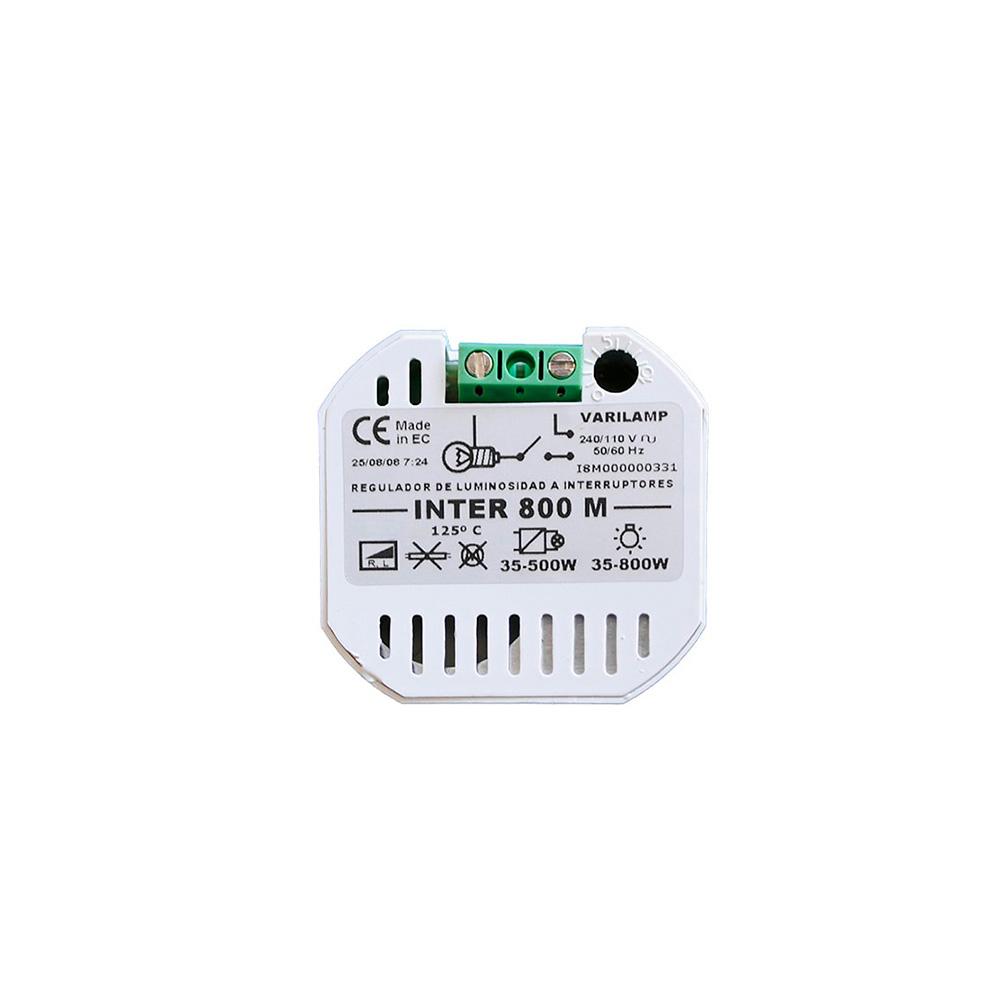 *Ult.Unidades* Regulador De Incandescencia Para Interruptores Inter800 Varilamp