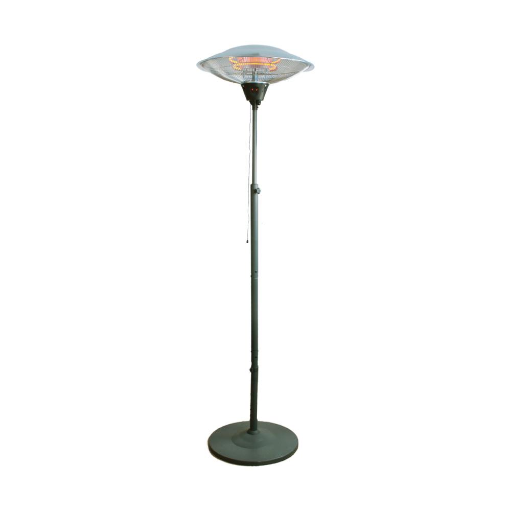 Estufa De Cuarzo De Exterior - Con Pie - 2100W - Edm