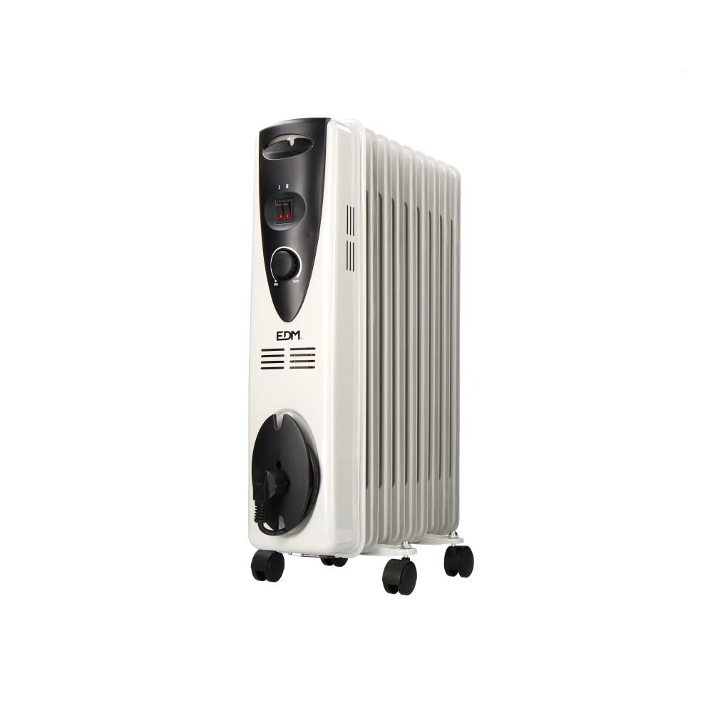 Radiador De Aceite - 2000W - (9 Elementos) - Edm