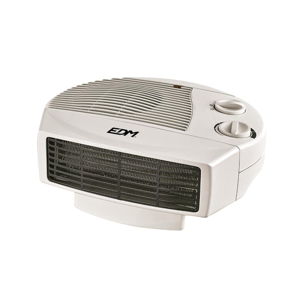Calefactor Compacto - Modelo Horizontal - 1000-2000W - Edm