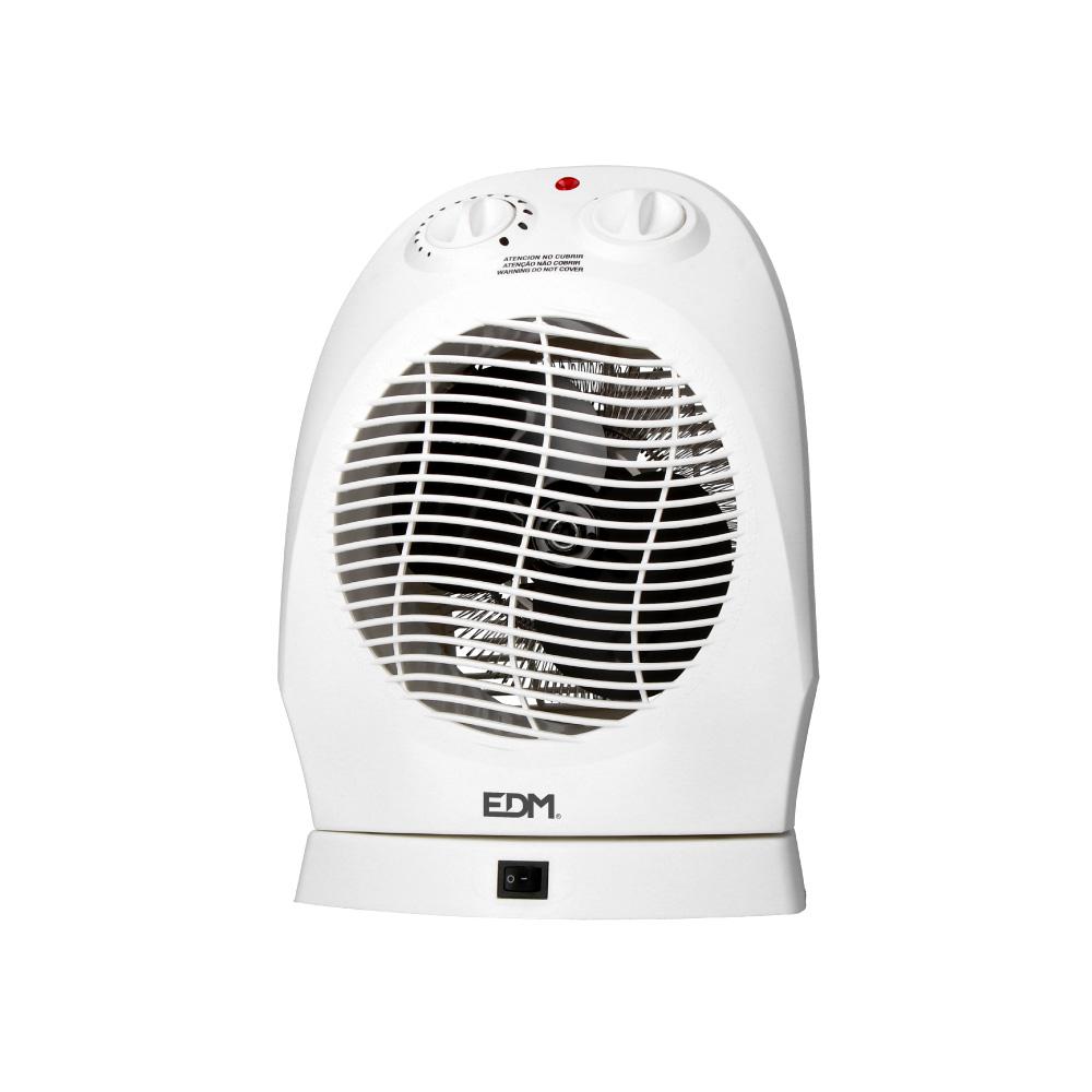 Calefactor De Suelo - Modelo Vertical Oscilante - 1000-2000W - Edm