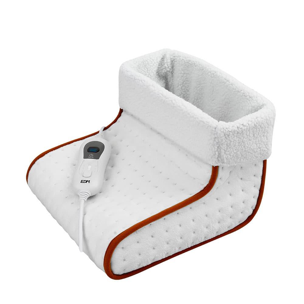 Calienta Pies Electrico - 100W - 30X30X24Cm - Edm