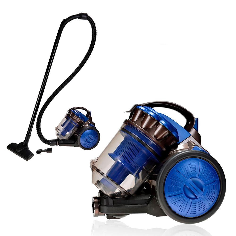 """Aspiradora Multiciclonico - Clase """"A"""" - 700W - 2,5Litros - Edm"""