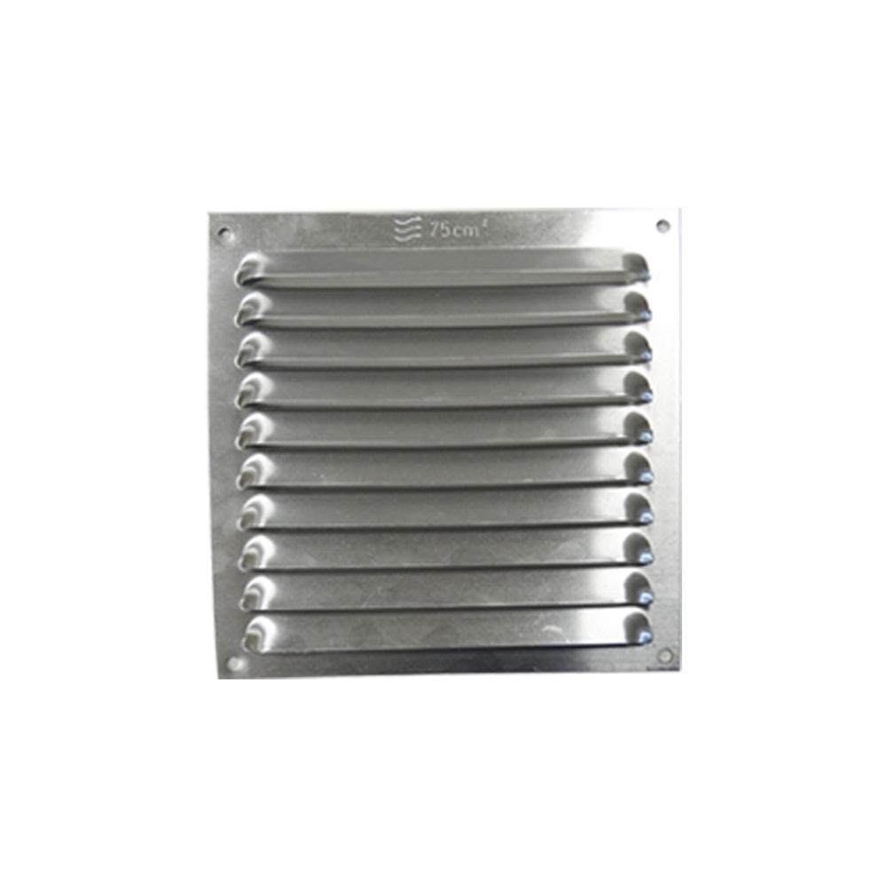 *Ult.Unidades*  Rejilla Plana Ventilacion 150X150Mm  Aluminio Extra