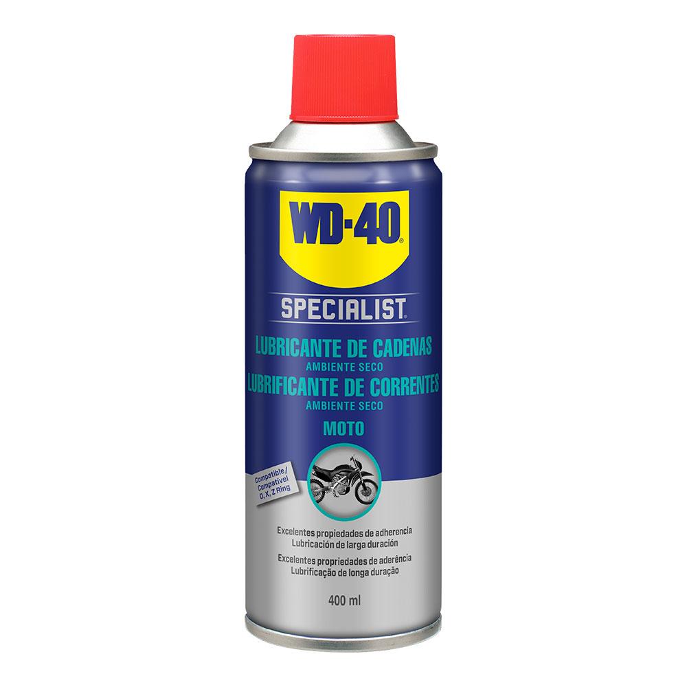 Lubricante De Cadenas 400Ml Wd40