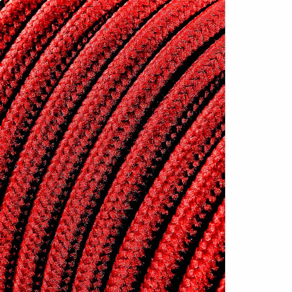 Cable Cordon Tubulaire 2X0.75Mm C20 Marron 5Mts