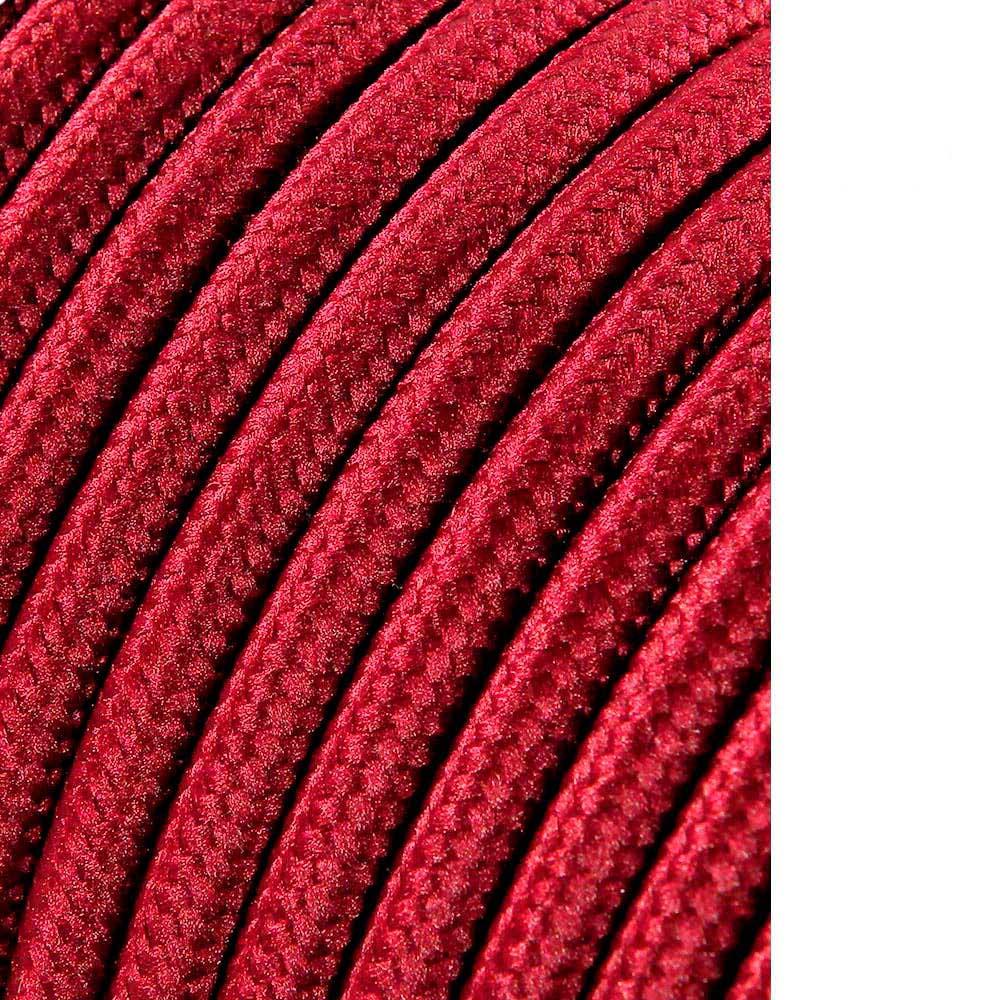 Cable Cordon Tubulaire 2X0,75Mm C08 Burdeos 5Mts