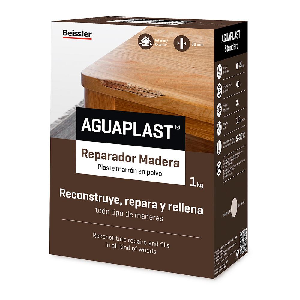 Aguaplast Reparador Madera 1Kg