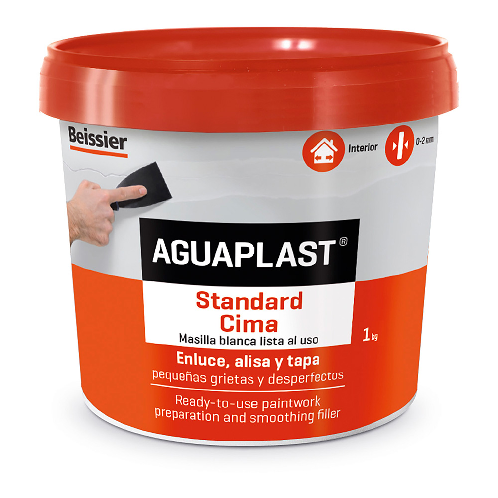 Aguaplast Standard Cima Tarro 1 Kg