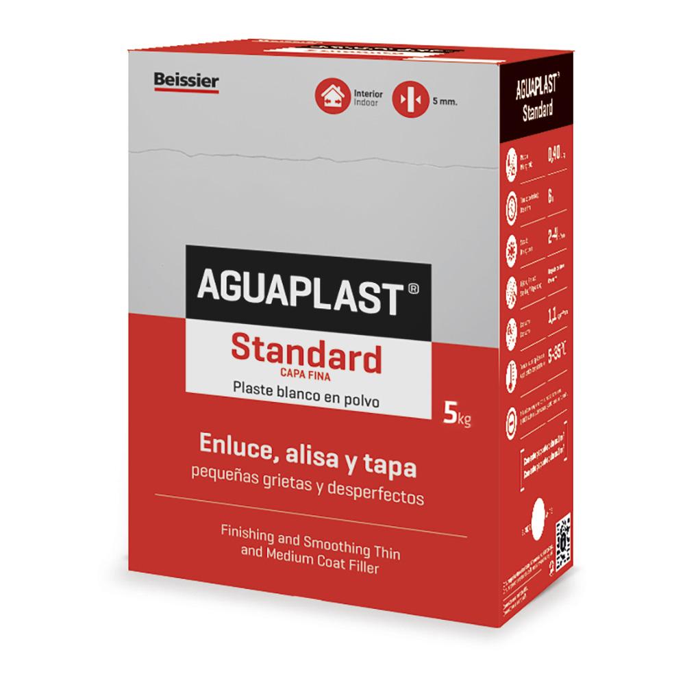 Aguaplast Estandar  Estuche 5Kg