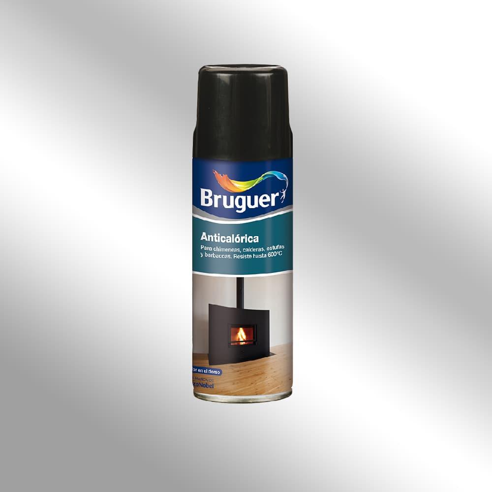 Anticalorica Spray Aluminio 0.4L Bruguer