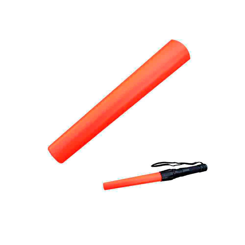 Cono De Señalizacion Naranja Adaptable A Linterna 36100 155X28Mm Diam. 20Mm