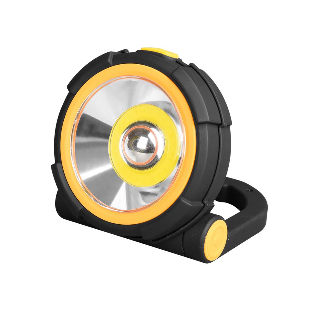 Linterna Led 150 Lumens 2 Potencias Y Luz De Emergencia Edm