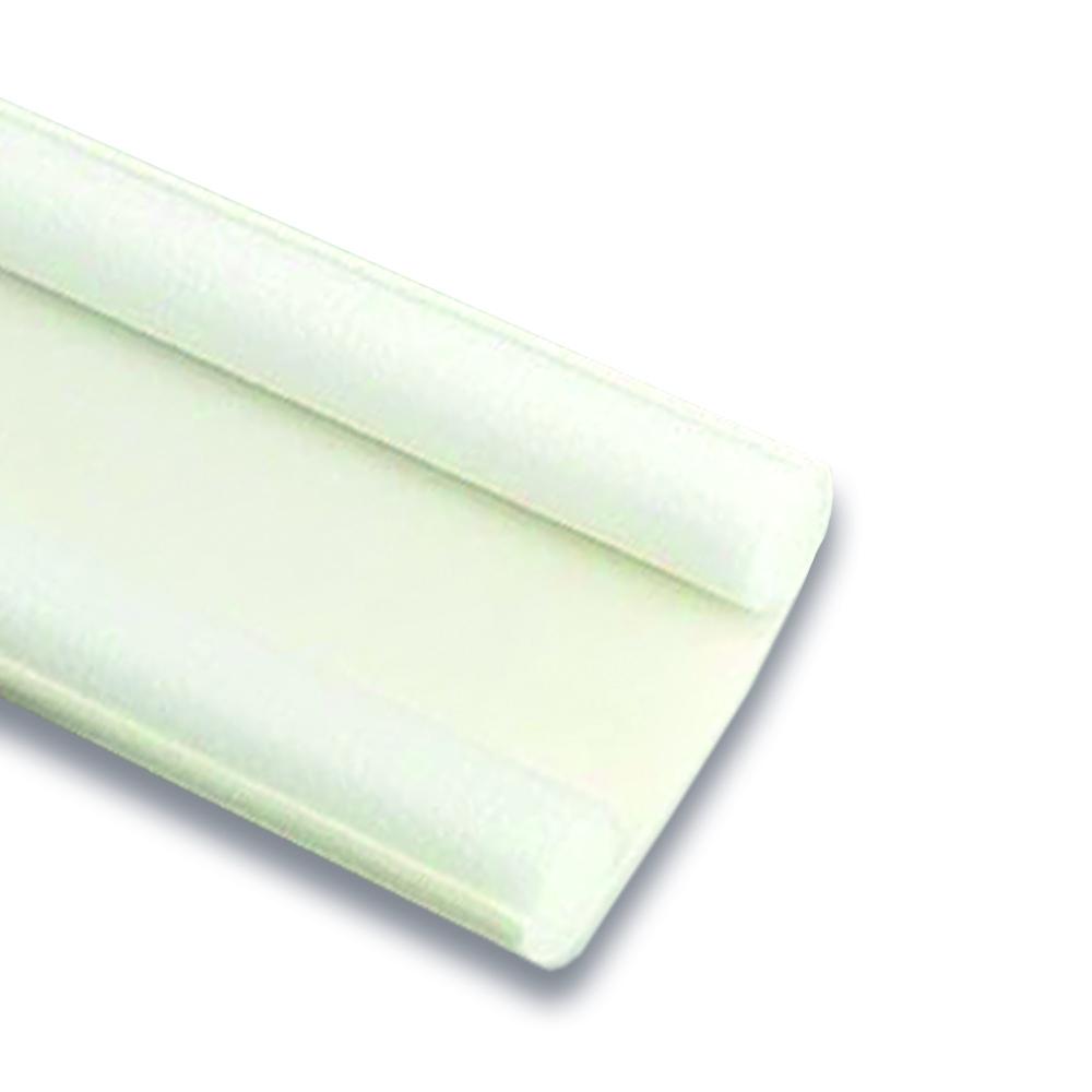 Burlete Doble Cara Para Puerta 25Mmx95Cm Blanco