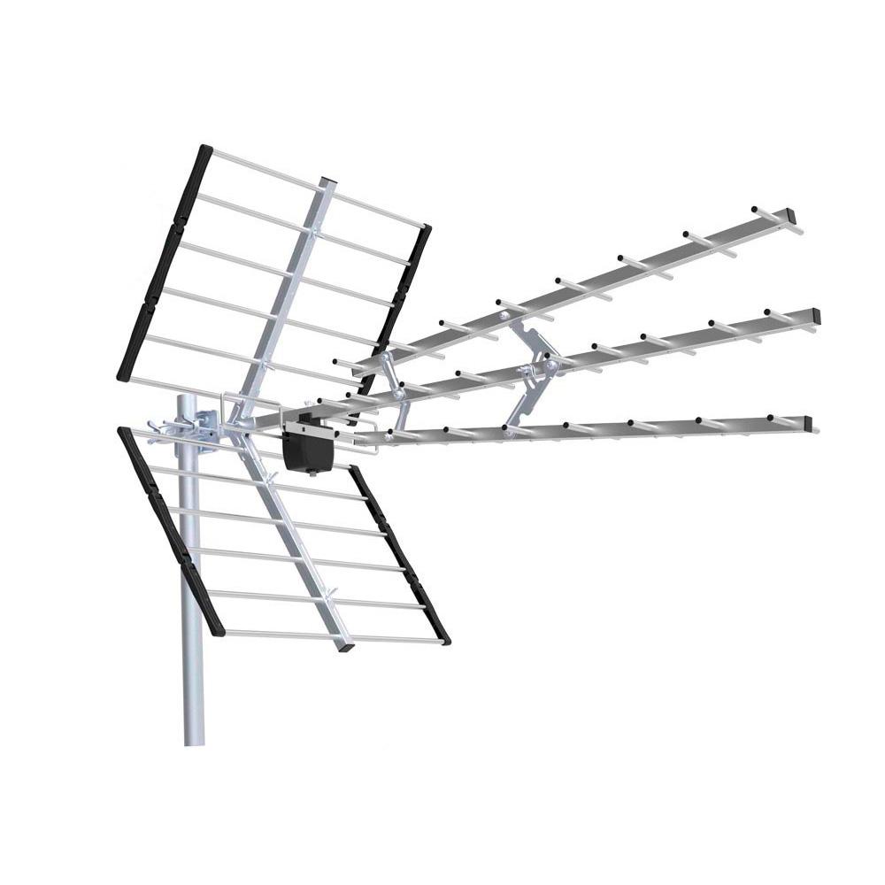 Antena Uhf Exterior Tv Edm 470-790 Mhz Professional Series 1020Mm
