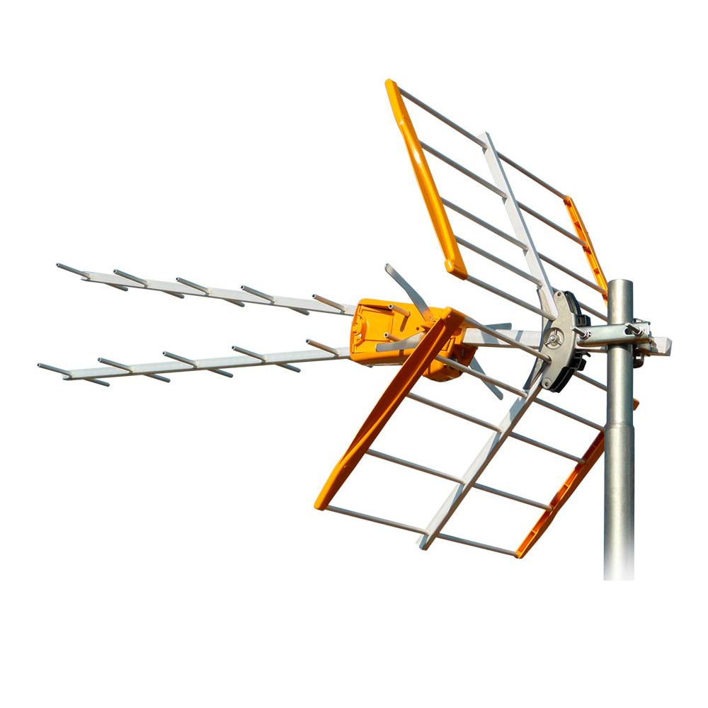 Antena Tdt 2 Generacion V Zenit Uhf (C21-48) G 13Dbi Televes