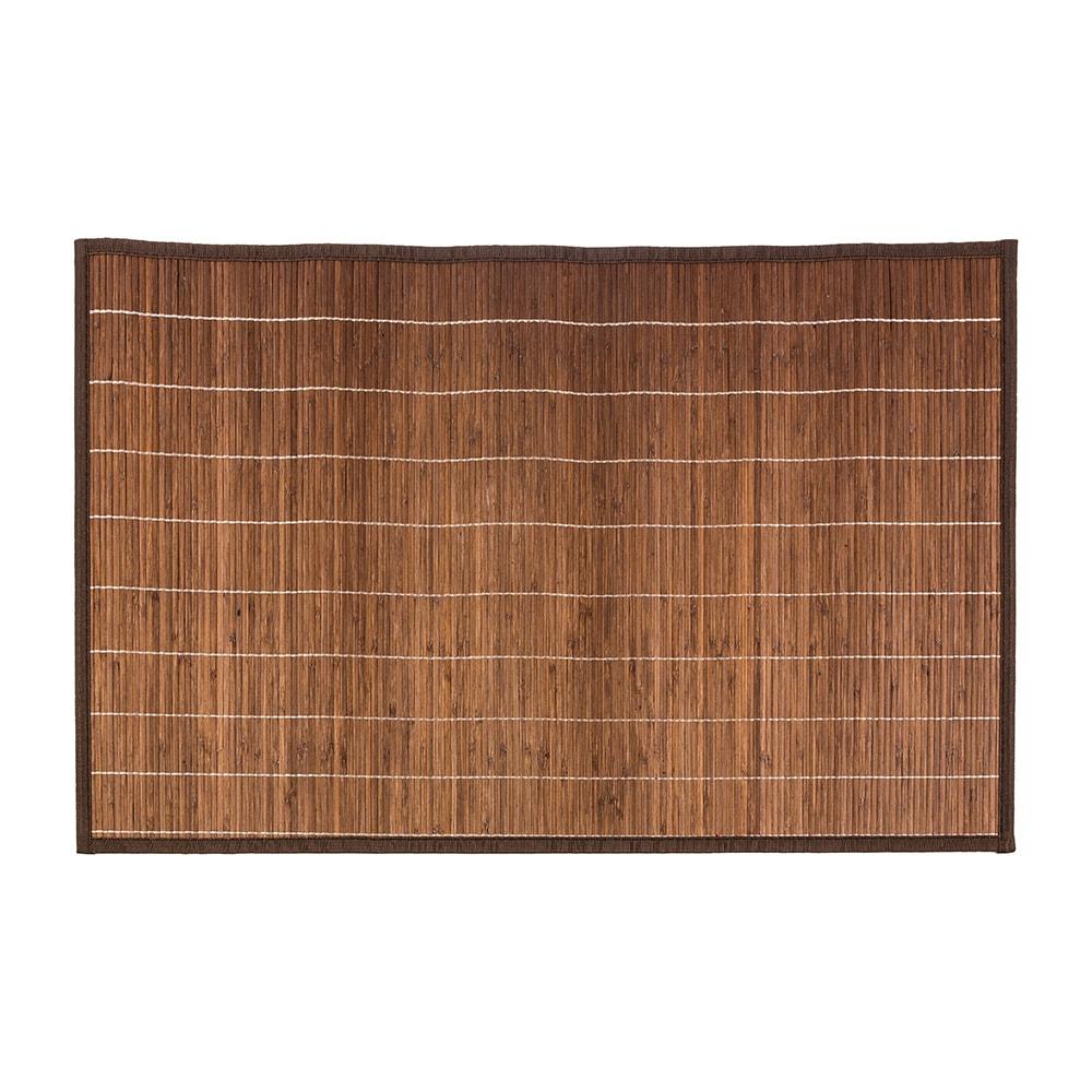 Alfombra Bambú Colores Surtidos