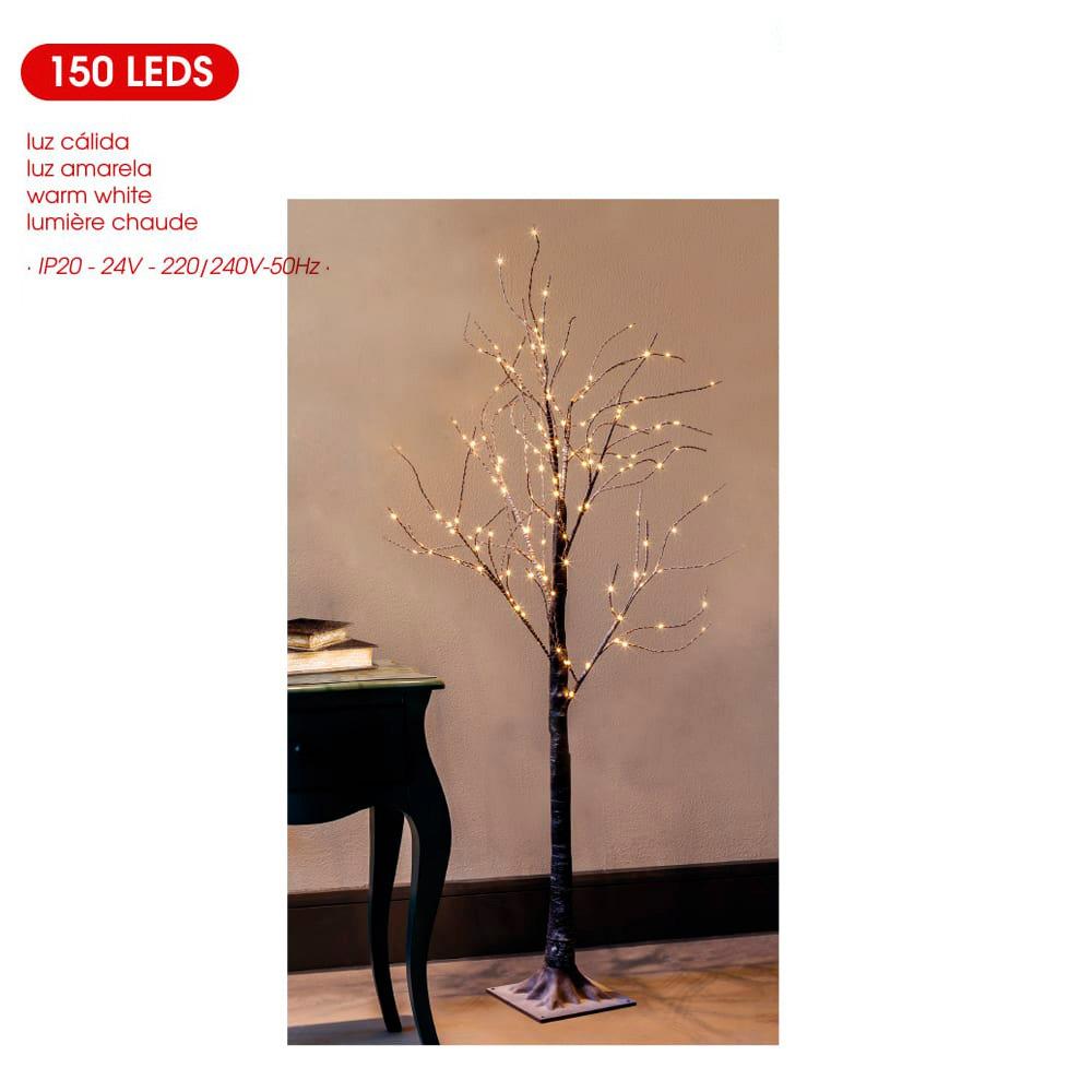 Int/érieur EDM Arbre 3D Sakura 150/cm 200/LED Blanc Froid