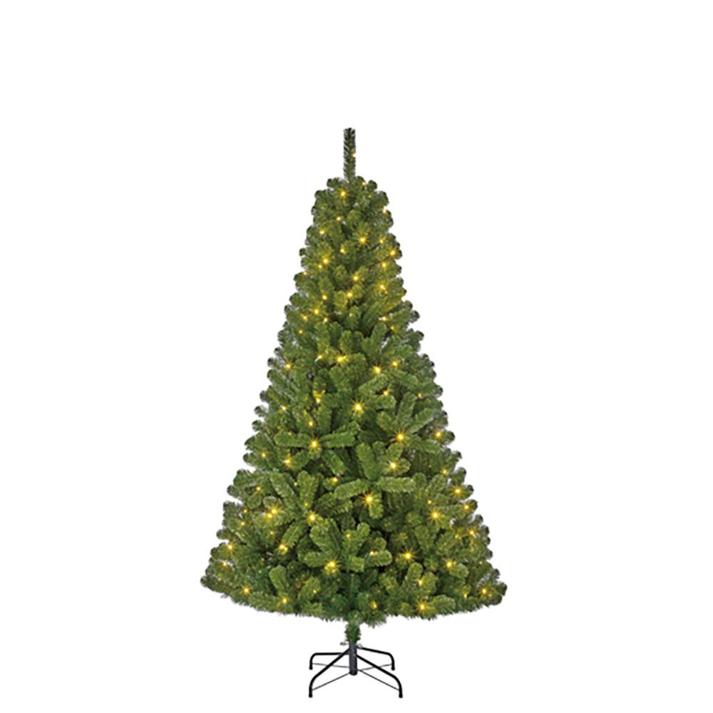 Arbol De Navidad Con Luces Led Integradas 525 Ramas 185Cm
