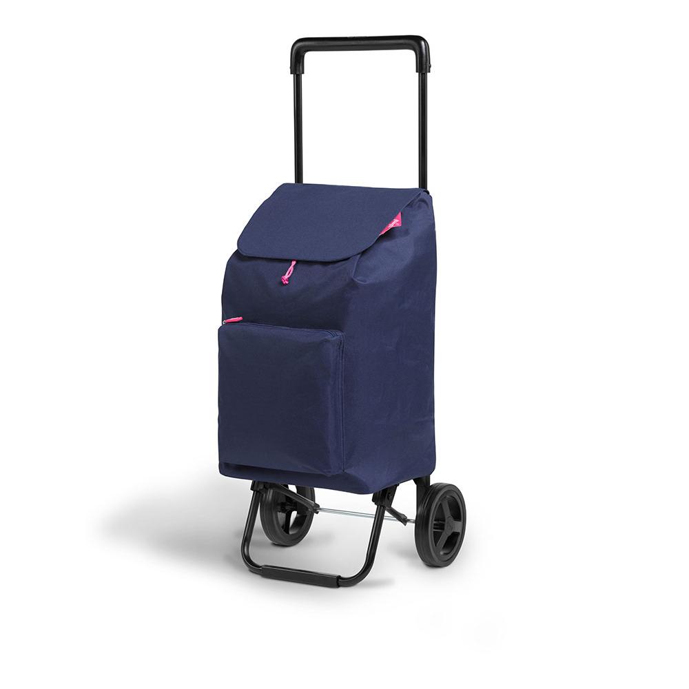 Carrito De La Compra Argo Blue 45L Gimi 154354