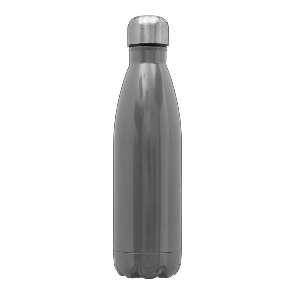 Botella Térmica Para Liquidos 0.5L Color Gris