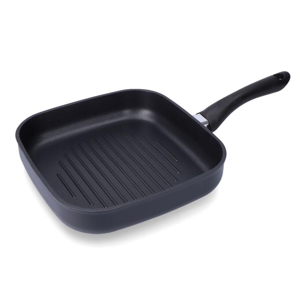 Produit Pour Nettoyer Plaque À Induction grill 24x24x5cm professional line edm pour plaque induction