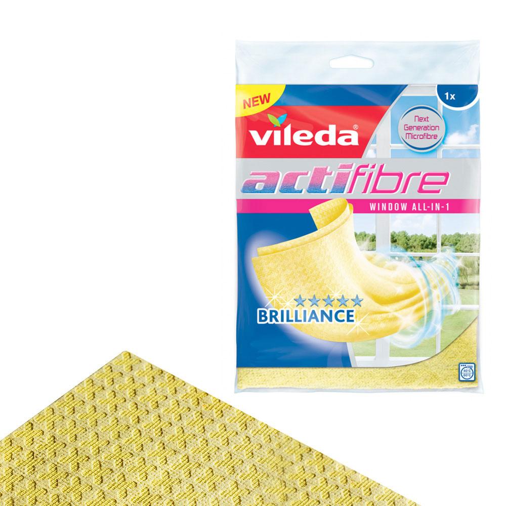 Bayeta Actifibre Cristales 1Ud 151708 Vileda