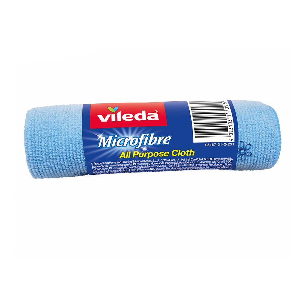 Bayeta Microfibra Multi Roll 1Ud 138540 Vileda