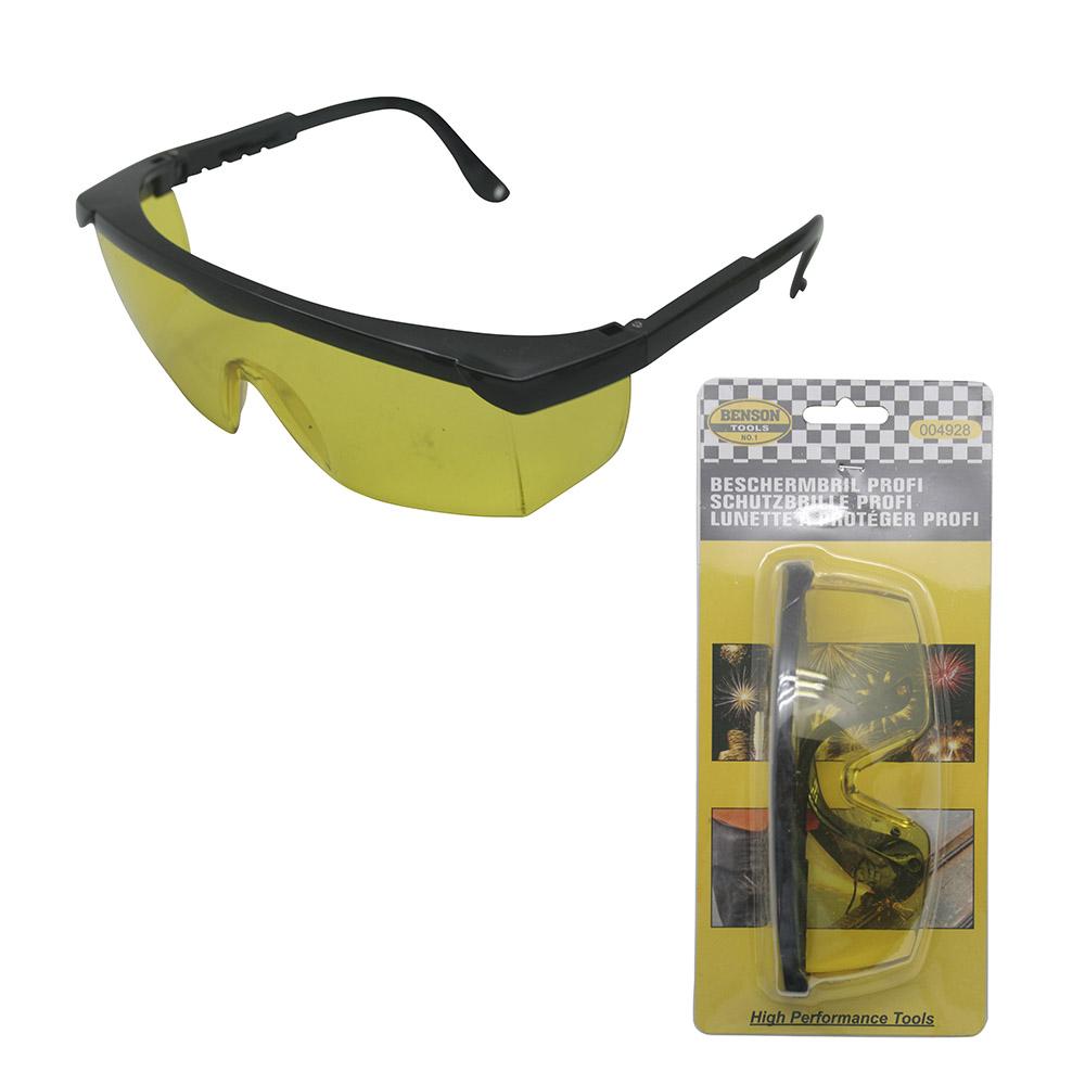 Gafas Proteccion Amarillas