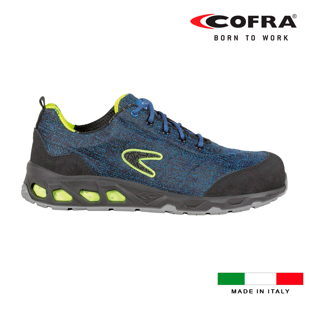 Zapatos De Seguridad Cofra Reused S1 Talla 45