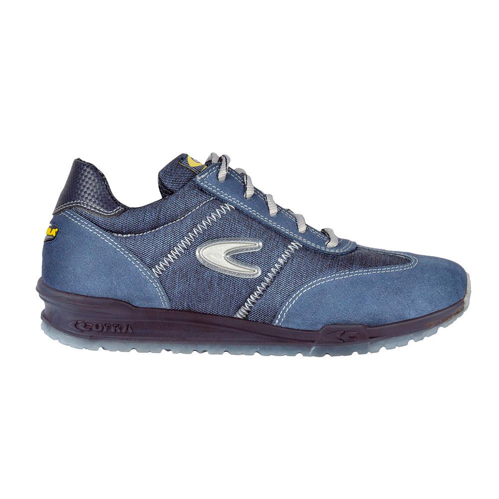 Zapatos De Seguridad Cofra Brezzi S1 Talla 42