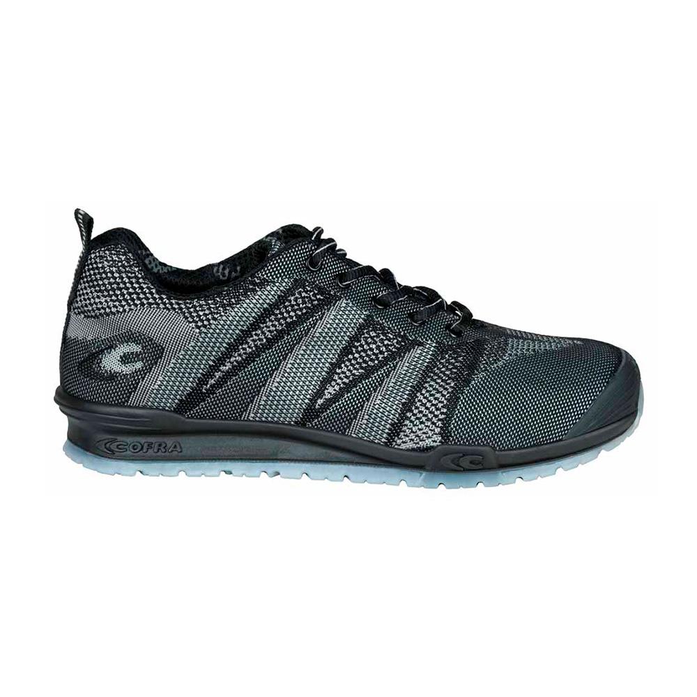 Zapatos De Seguridad Cofra Fluent Black S1 Talla 40