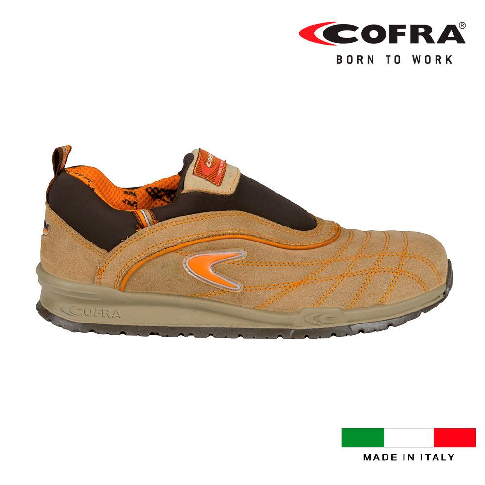 Zapatos De Seguridad Cofra Zamora S1 Talla 43