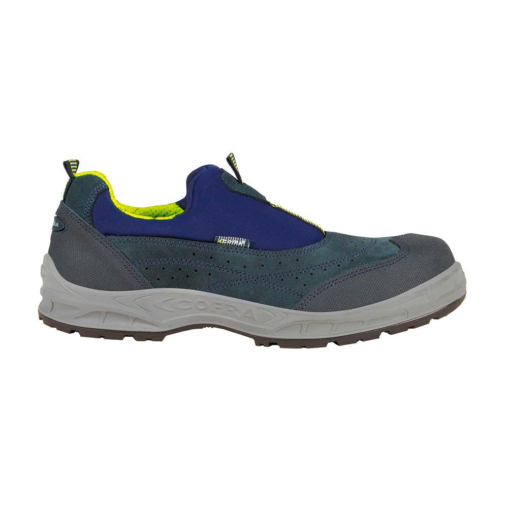 Zapatos De Seguridad Cofra Setubal S1 Talla 45