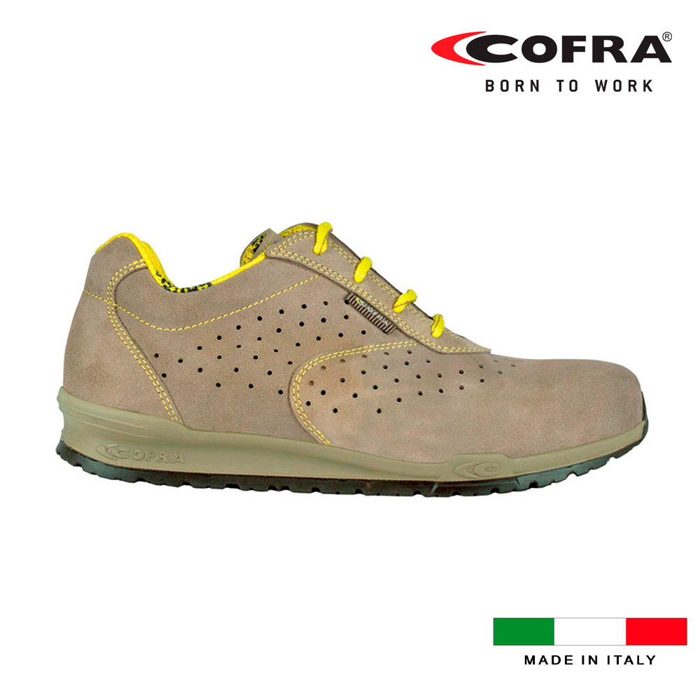Zapatos De Seguridad Cofra Dorio S1 Talla 41