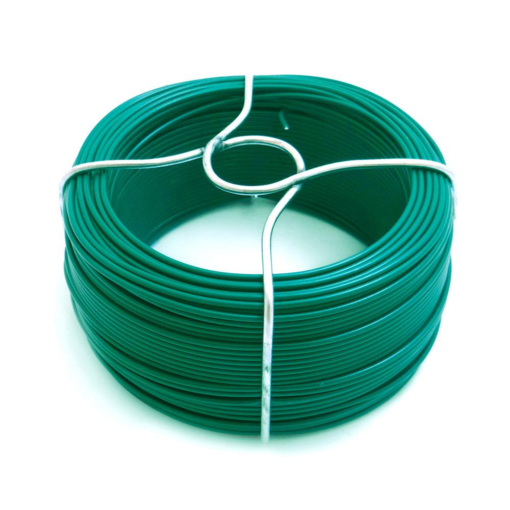 Alambre Forrado Verde Nº 6 - 1,40Mmx50M - 240G