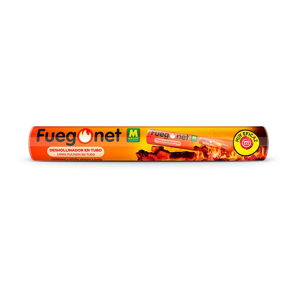 Deshollinador En Tubo - Fuegonet