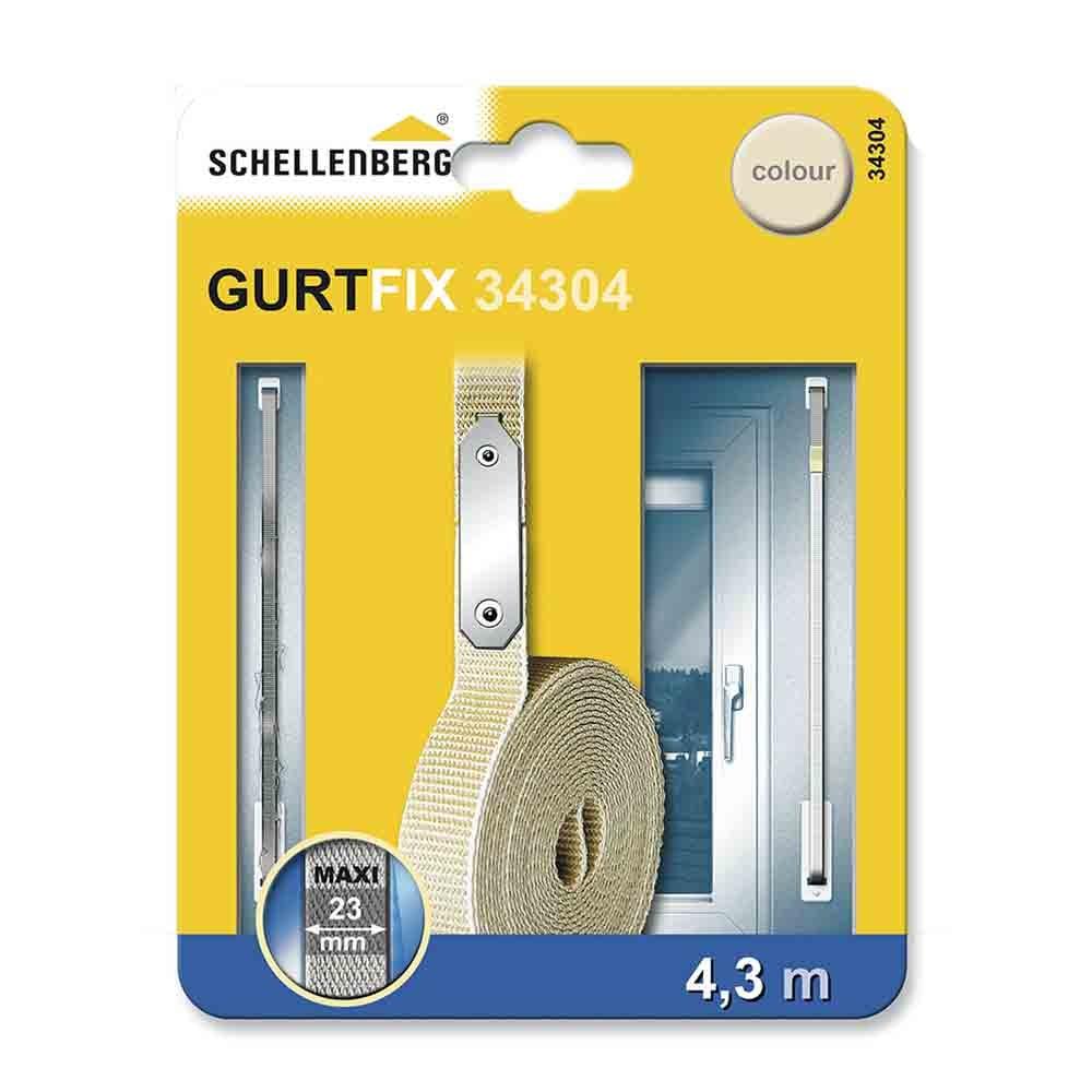 Kit Reparacion Cinta Gurtfix 23Mm X 4.30M Beige
