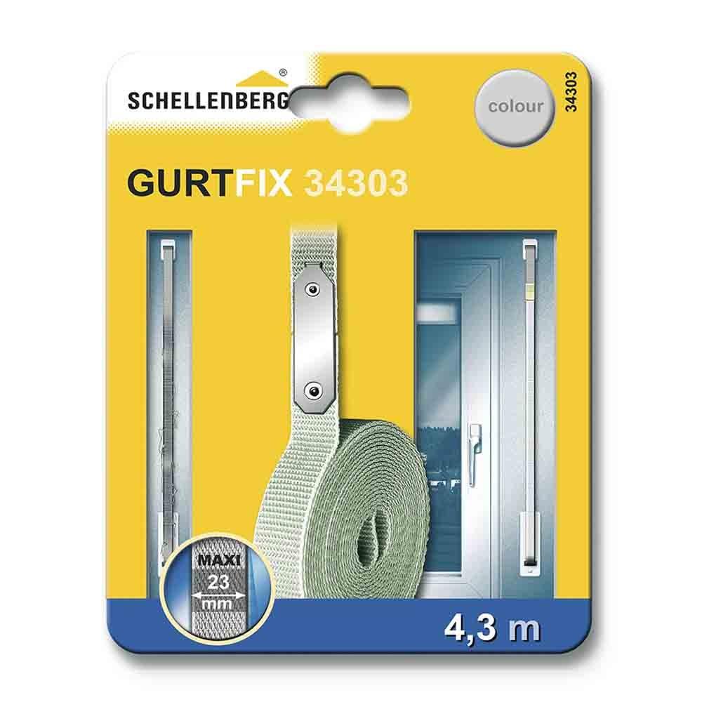 Kit Reparacion Cinta Gurtfix 23Mm X 4.30M Gris