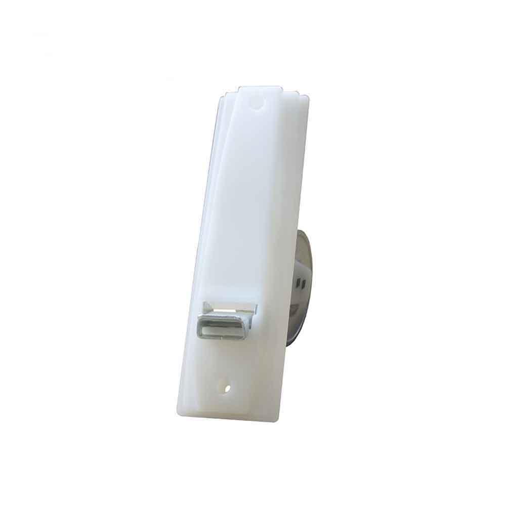 Recogedor Con Placa Blanco Sistema Maxi 25X165X140Mm (140X155Mm)