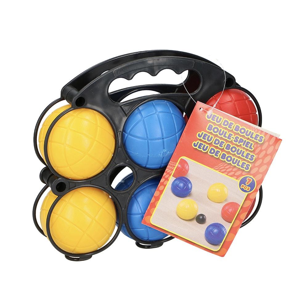 Bolas De Petanca 7Pcs Diseño Eddy Toys