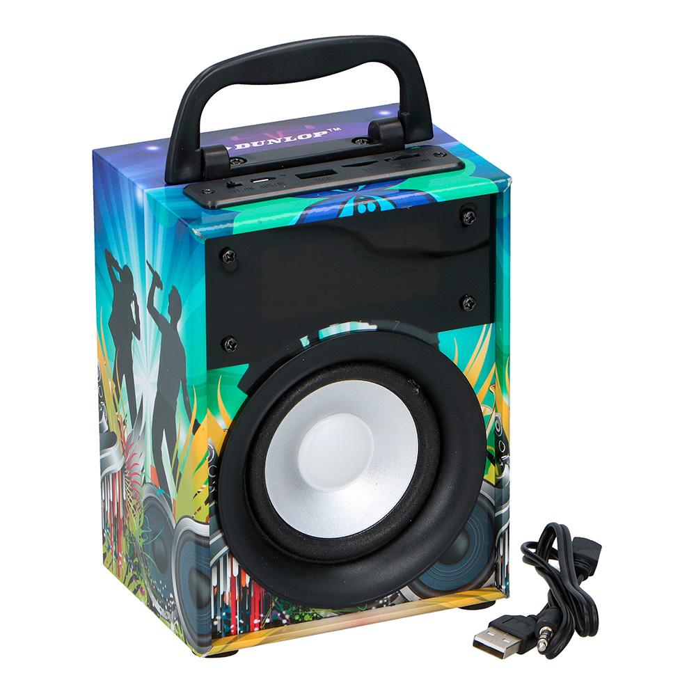 Altavoz Bluetooth Dunlop 3W