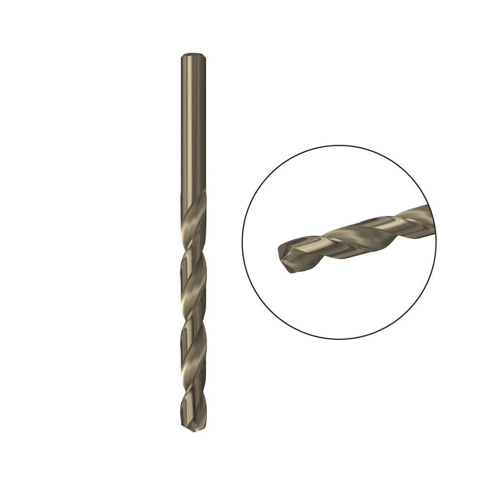 Broca Metal Hss-Co 4,2X43/75  Fischer