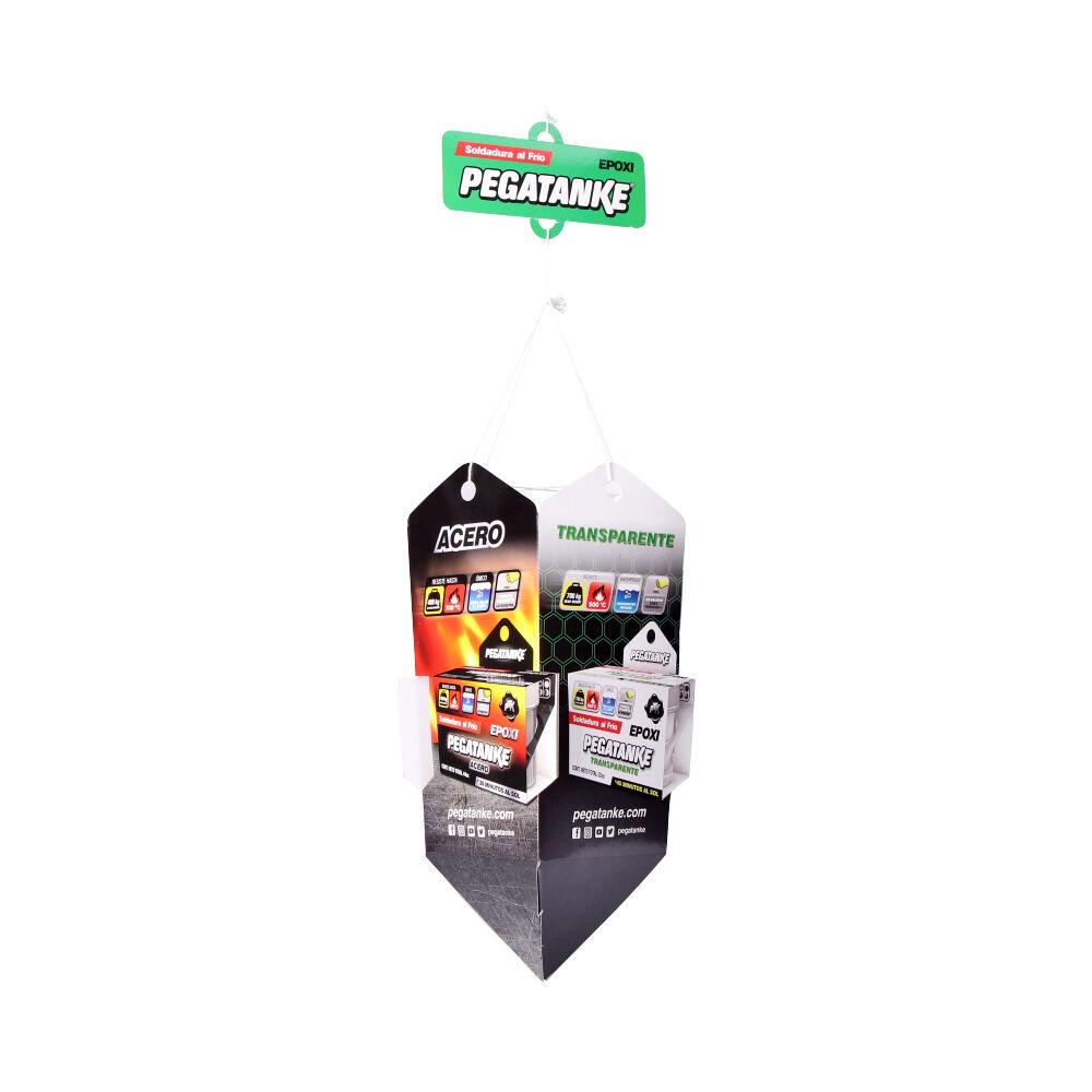 Elemento Promocional Pegatanke Gratis Por La Compra 140€ En Productos Pegatanke