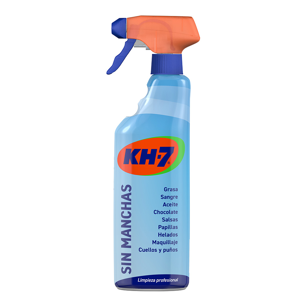 Kh-7 Sin Manchas Quitamanchas Pulverizador 750Ml
