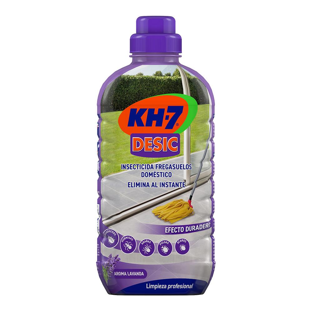Kh-7 Insecticida Fregasuelos 750Ml