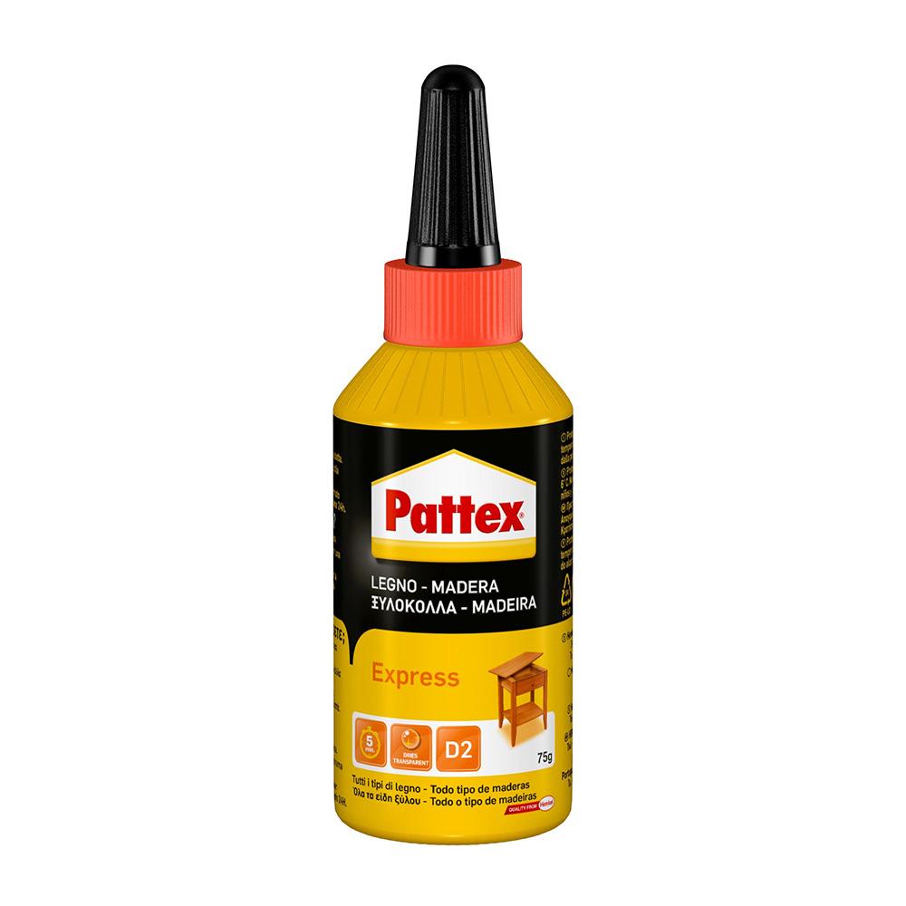 Pattex Cola Para Madera Botella 75G