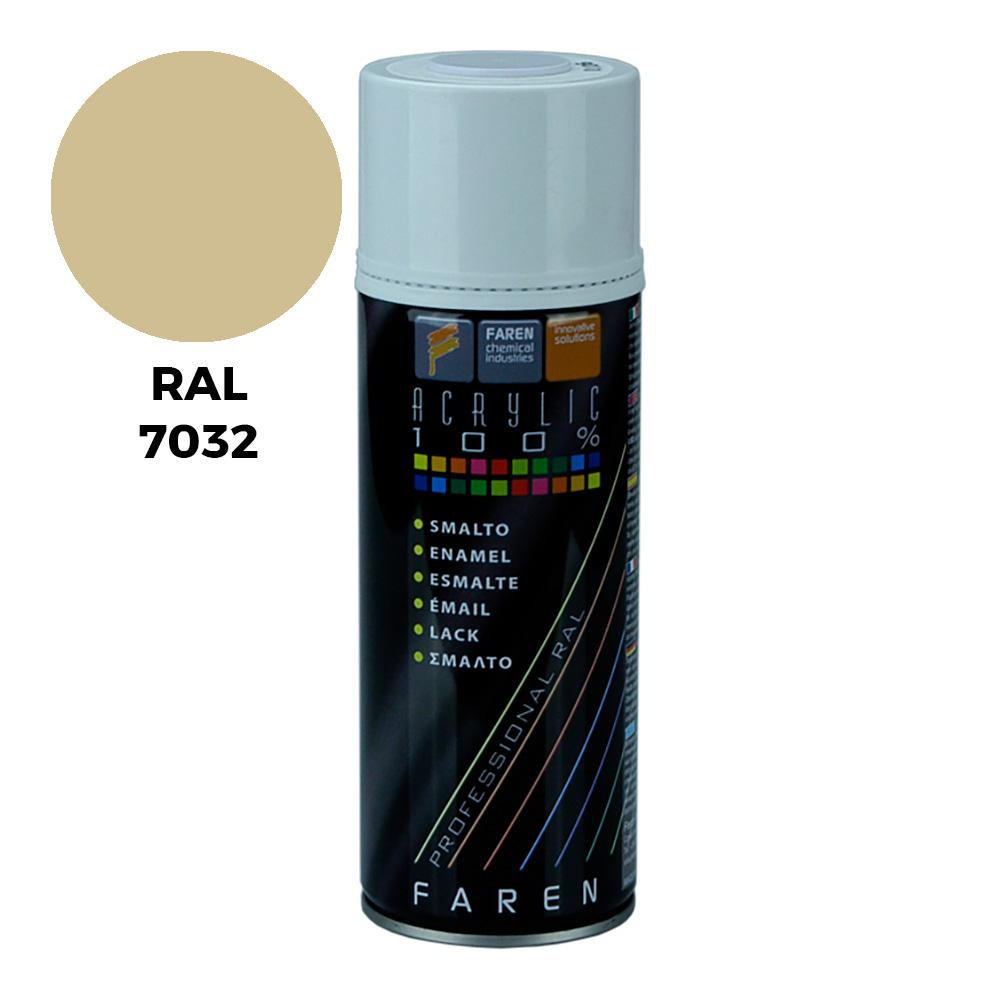 *Ult.Unidades*Spray Ral 7032 Gris Guijarro 400Ml